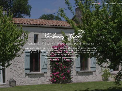 Vacheroy Gite